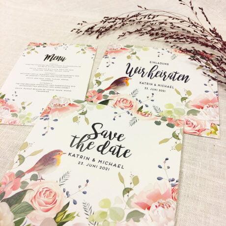 Hochzeitskollektion Duvemåla Boho