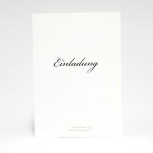 Einladungskarte Seite 1 Vaxholm