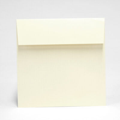 Briefumschlag Goldfarbener